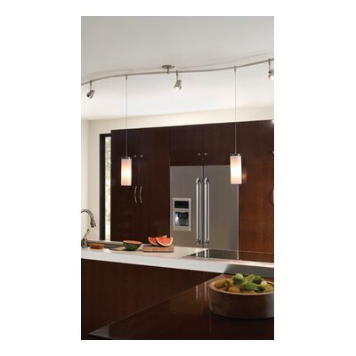 Tech Lighting Mini Hudson 1 Light FreeJack Pendant