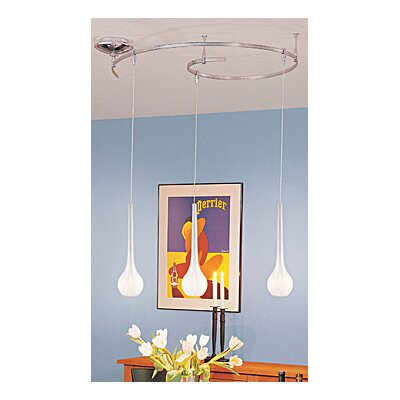 Tech Lighting Savoy 1 Light Two-Circuit Monorail Pendant