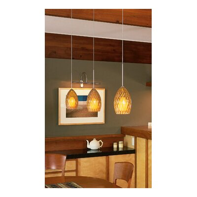 Tech Lighting Firebird 1 Light Monorail Pendant