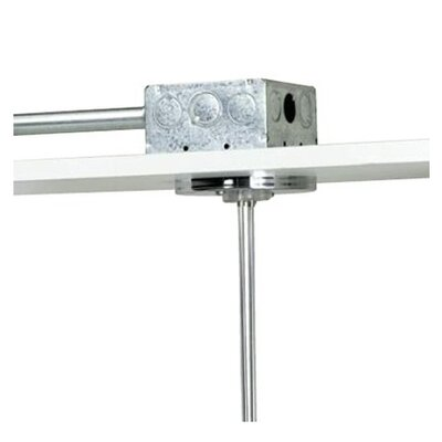 "Tech Lighting Kable Lite 4"" Round Dual Feed Canopy"