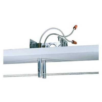 Tech Lighting Kable Lite Power Feed Standoffs in Chrome and Satin Nickel