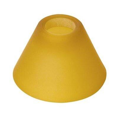 "Tech Lighting 2.8"" Cone Glass Bell Track Shade"