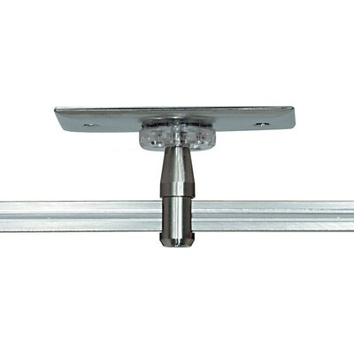 Tech Lighting MonoRail Single Feed Rectangular Canopy