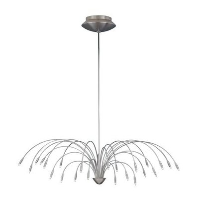 Staccato 24 Light Chandelier