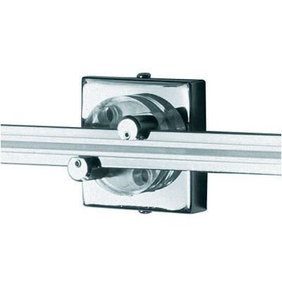 Tech Lighting Wall MonoRail Square Power Canopy