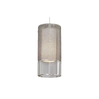 Tech Lighting Manchon 1 Light Monorail Pendant