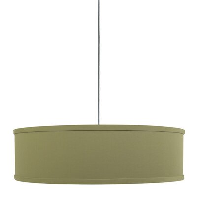 Tech Lighting Mulberry 4 Light Drum Pendant