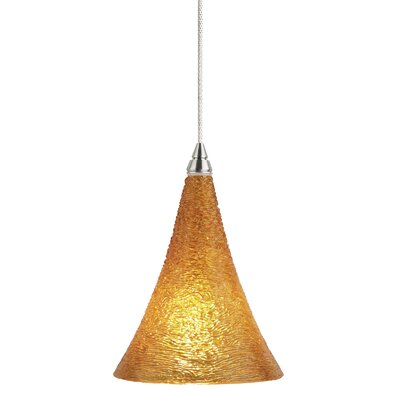 Tech Lighting 1 Light Sugar Pendant