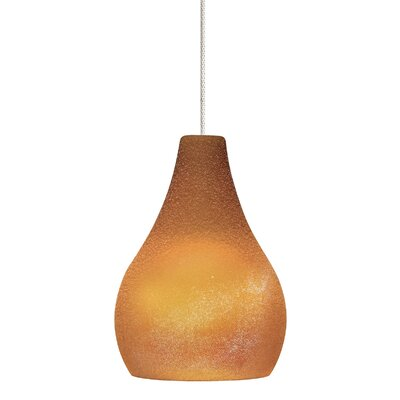 Tech Lighting 1 Light Sahara Pendant