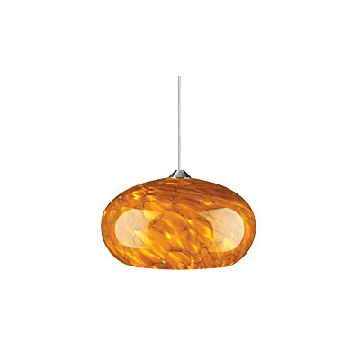 Tech Lighting 2 Light Meteor Frit Pendant