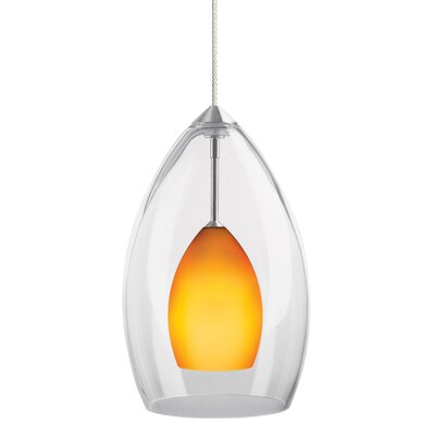 Tech Lighting 1 Light Inner Fire Pendant