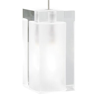 Tech Lighting Solitude 1 Light Monorail Pendant