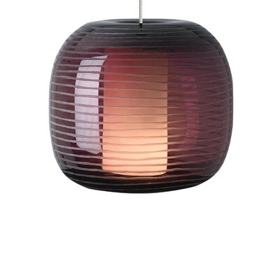 Tech Lighting Otto 1 Light Monorail Pendant