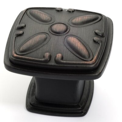 "Dynasty Hardware Super Saver 1.25"" Square Knob"
