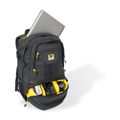 Camera Spectrum Recycled Backpack
