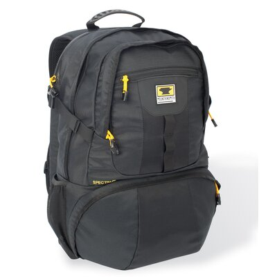 Mountainsmith Camera Spectrum Recycled Backpack in Black