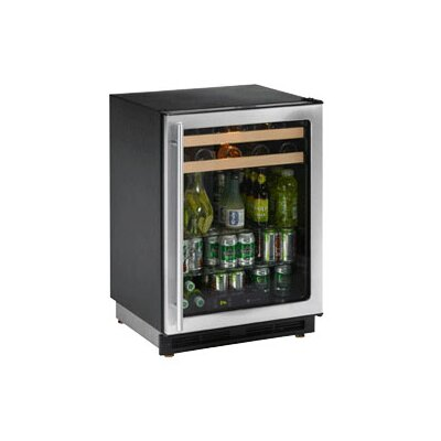 16 Bottle Single Zone Wine Refrigerator