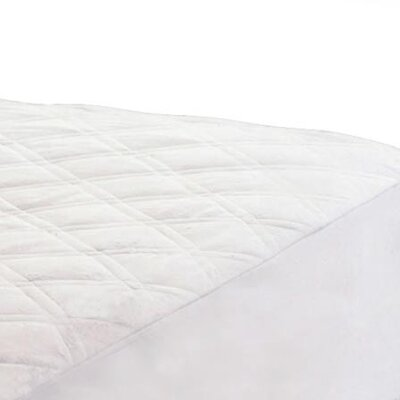 Highland Feather Avant Garde Platinum Cotton Blend Mattress Pad