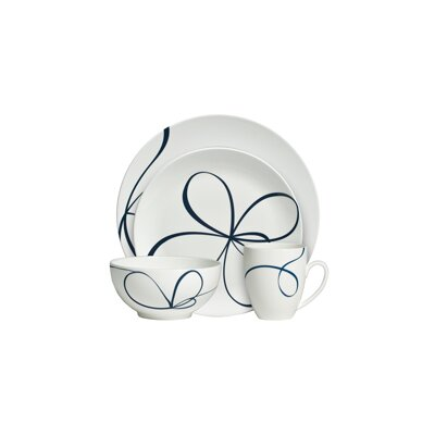 Glisse 4 Piece Place Setting