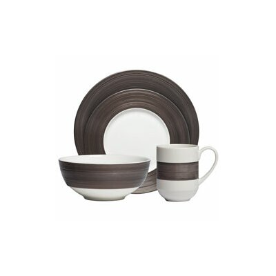 Devotion Platinum Dinnerware Set