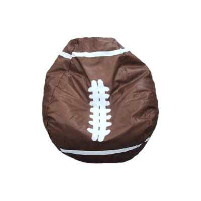 Comfort Research Big Joe Football Bean Bag Lounger