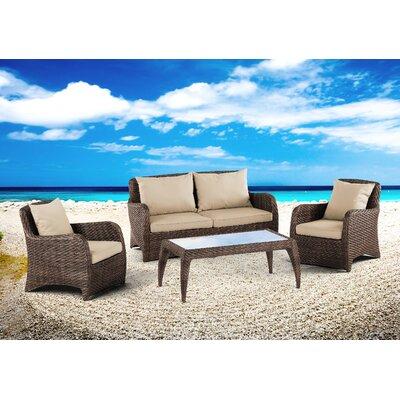 Corentine Deep Seating Group with Cushion