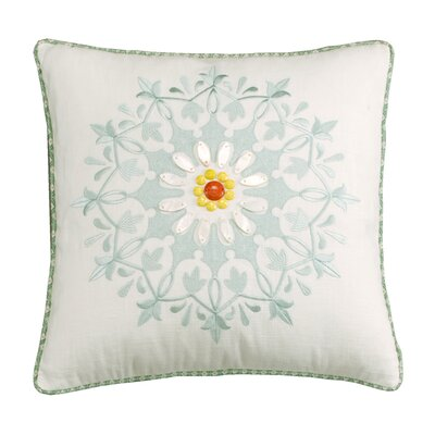 Jaipur Cotton Square Pillow