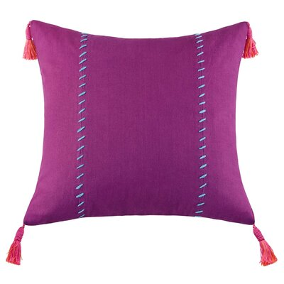 echo design Mayan Geo Cotton Square Pillow