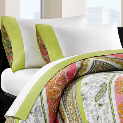 echo design Gramercy Paisley 230 Thread Count Sheet Set