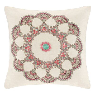 echo design Guinevere Square Decorative Pillow 1