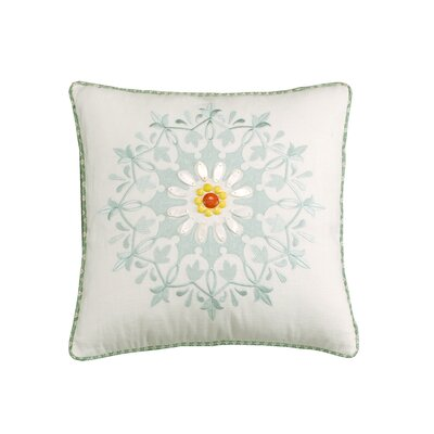 echo design Jaipur Cotton Square Pillow