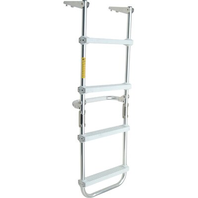 Garelick MFG. Company Eez-In® Pontoon Deck Ladder