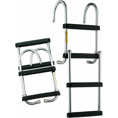 Garelick MFG. Company Folding Pontoon Ladder