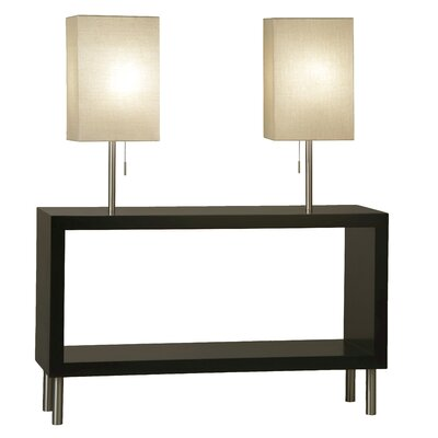 Nova Nova Twin Lit Console Table