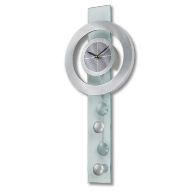 JG Juggling Time Wall Clock