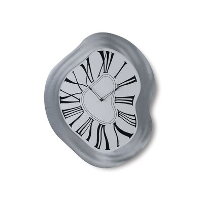 Nova JG Stretching Time Wall Clock