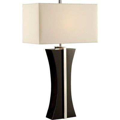 "Nova Ridgeway 28"" H Table Lamp with Rectangle Shade"