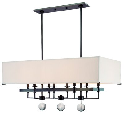 Gresham Park 8 Light Kitchen Island Pendant