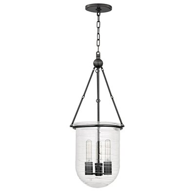 Willet 3 Light Foyer Pendant