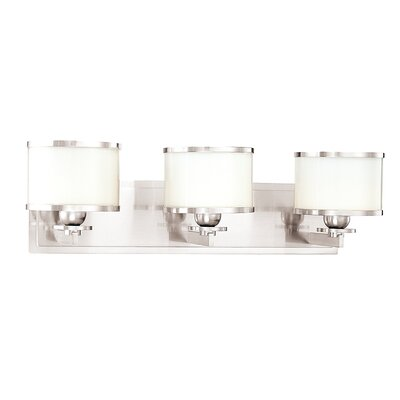 Hudson Valley Lighting Basking Ridge 3 Light Bath Vanity Light