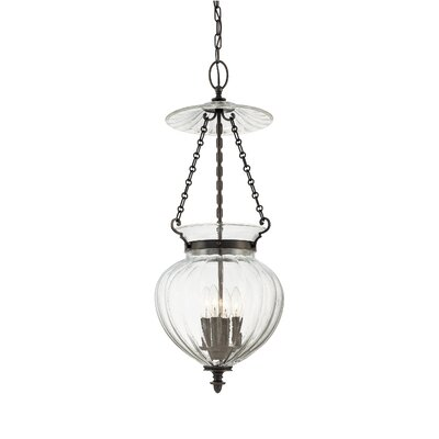 Gardner 4 Light Foyer Pendant
