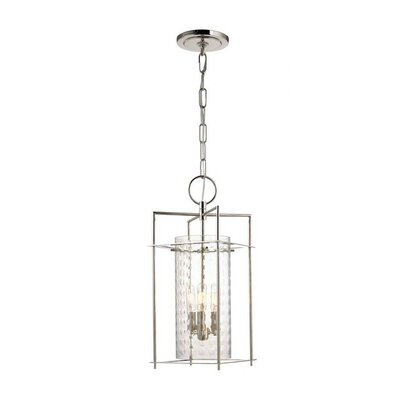 Hudson Valley Lighting Esopus 3 Light Foyer Pendant
