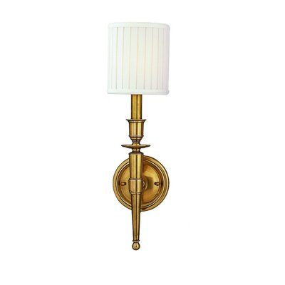 Hudson Valley Lighting Abington 1 Light Wall Sconce