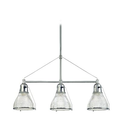Haverhill 3 Light Kitchen Island Pendant