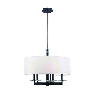 Hudson Valley Lighting Chelsea 5 Light Drum Pendant