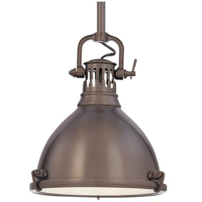 Hudson Valley Lighting Pelham 1 Light Pendant