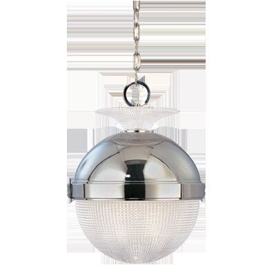 Hudson Valley Lighting Winfield 1 Light Globe Pendant
