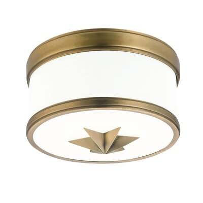 Hudson Valley Lighting Seneca 1 Light Flush Mount