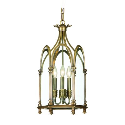 Annadale 3 Light Foyer Pendant
