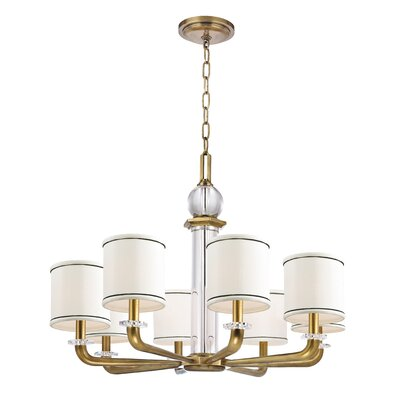 Hudson Valley Lighting Rock Hill 8 Light Chandelier
